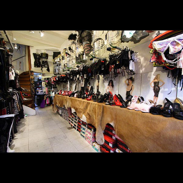 Webbers clothing store